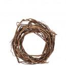 Wreath of grapevine, D15cm, natural